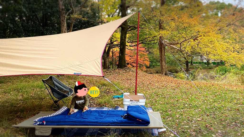 関西周辺でキャンプした内容を紹介しています